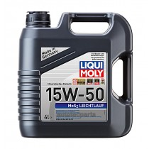 LIQUI MOLY Super Low Friction MoS2 15W-50 4L