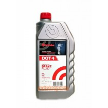 BREMBO DOT 4 Premium Brake Fluid   1000 ML