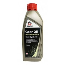 COMMA Gear Oil SX 75W-90 GL4 1L