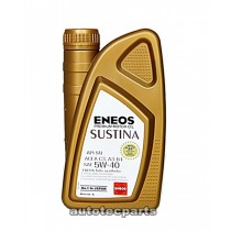 ENEOS Sustina 5W-40 Fully Synthetic 1L