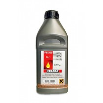 FERODO Brake & Clutch Fluid DOT 4 Synthetic  1000 ML