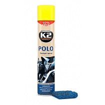K2 PERFECT POLO KIT Cockpit Spray Lemon  750 ML