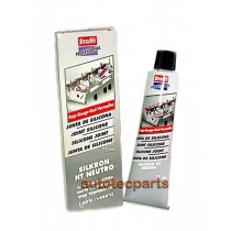 KRAFFT Professional HT Neutro Red Silicone Sealant  75 ML