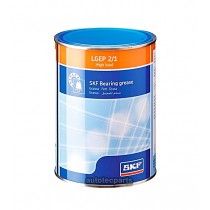 SKF LGEP 2 High Load - Extreme Pressure Bearing Grease  1Kg