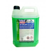 LIQUI MOLY Coolant Green -25C Ready Mix Πράσινο 5 L