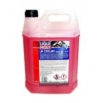 LIQUI MOLY Coolant Red -25C Ready Mix Κόκκινο 5 L
