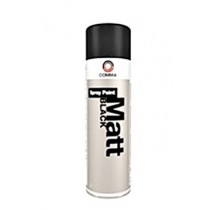 COMMA Spray Paint Black Matt Μαύρο Μάτ 500 ML