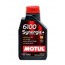 MOTUL 6100 Synergie Plus 10W-40 Technosynthese 1L