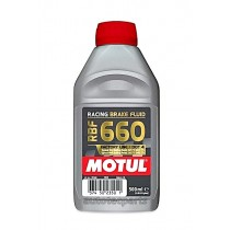MOTUL Racing Brake Fluid RBF 660 Factory Line 500ml