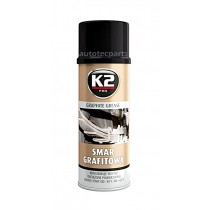 K2 Pro Graphite Grease Γραφίτη Spray  400 ml