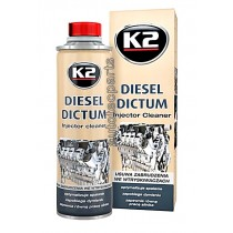 K2 DIESEL DICTUM Injector Cleaner  500 ML